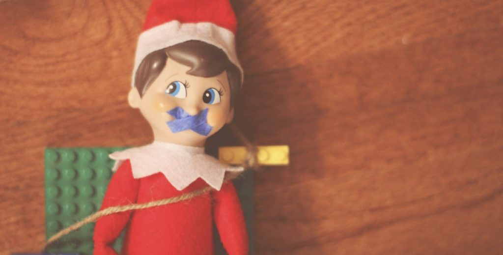 Elf on the Shelf: Tangled Up in Toys