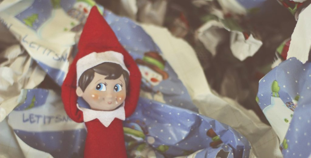 Elf on the Shelf: Christmas Morning