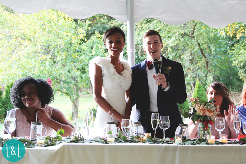 Lilies and Loafers Wedding