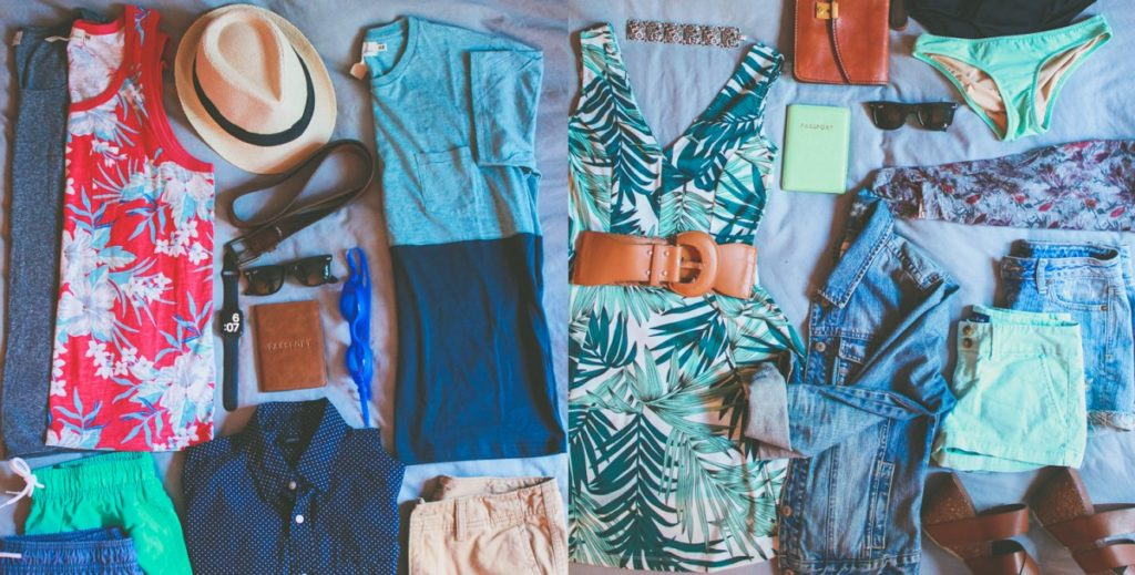 Cabo Packing list