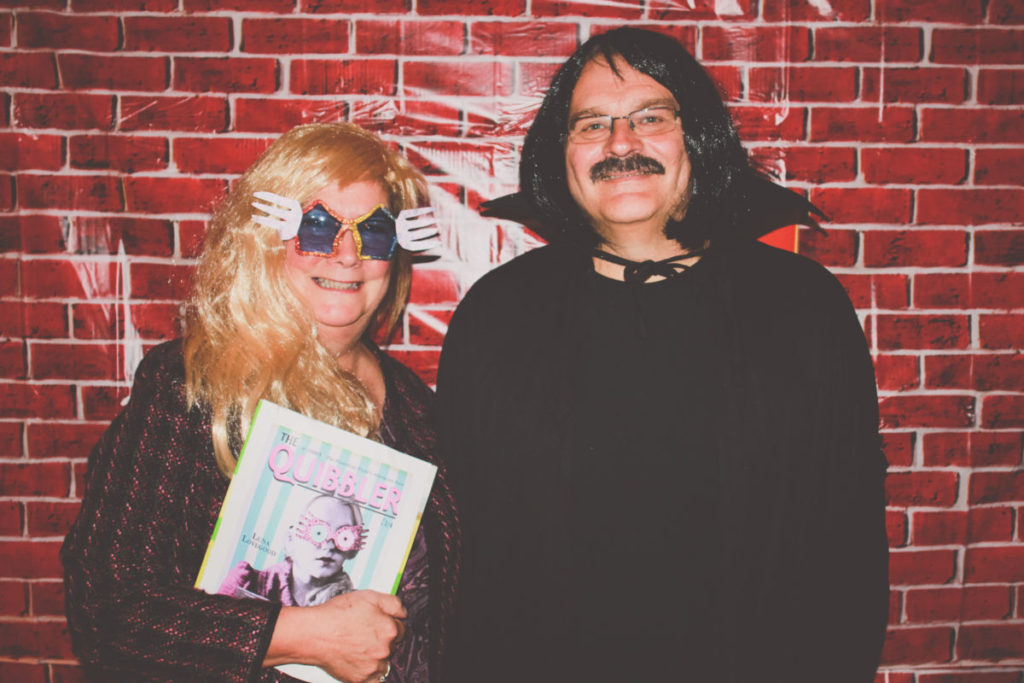 DIY Harry Potter Themed Costumes: Another Marquis Halloween
